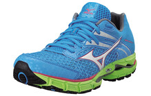 Mizuno Inspire 9 Chaussures course  pied Femme Wave vert/bleu